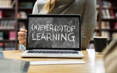 Učíme se celý život – prohlubování vzdělání je mou vášní